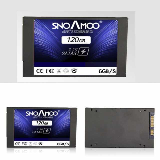 Продам: SSD диск Snoamoo 120G 2.5/sata3