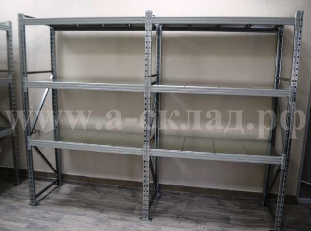 Продам: Стеллаж металлический на полку 300 кг