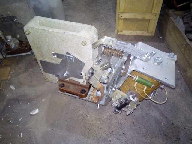 Продам Контактор КПВ-605