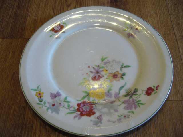 Продам тарелка фарфор Czechoslovakia 30-е годы