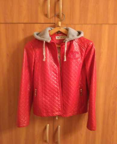 Продам Кожаная курточка