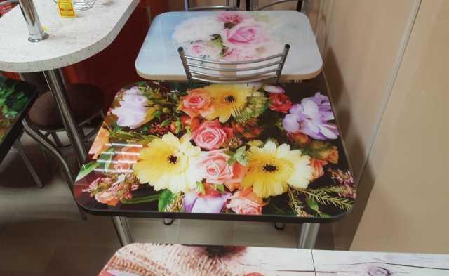 Продам Обеденные столы с фотопечатью