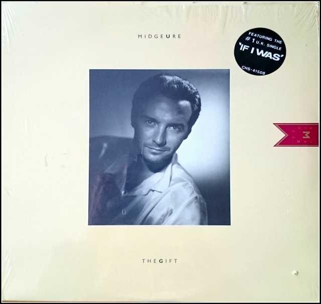 Продам Midge Ure  The Gift LP