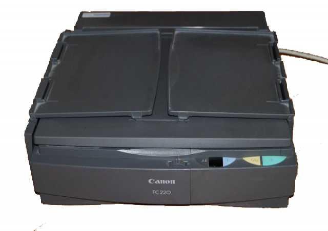 Продам Продам копировальный аппарат Canon FC 22