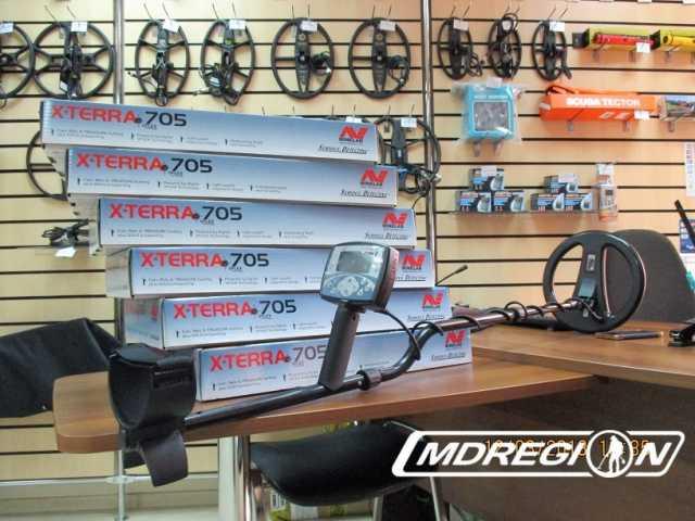 Продам Металлоискатель Minelab X-Terra 705