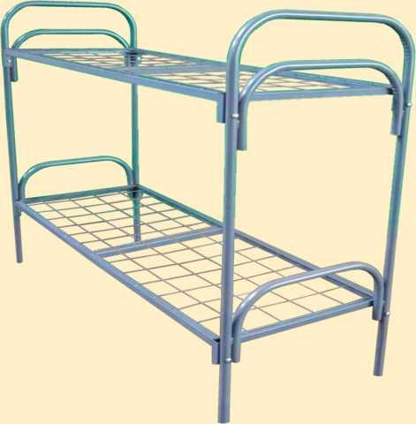Продам: Кровать  металлическая одноярусная в
