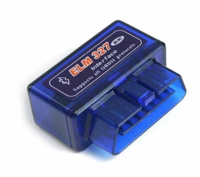 Продам Диагностический сканер ELM327 Bluetooth
