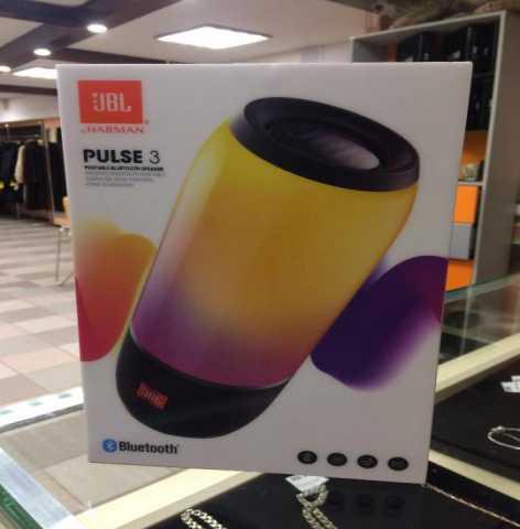 Продам Новая колонка jbl pulse 3