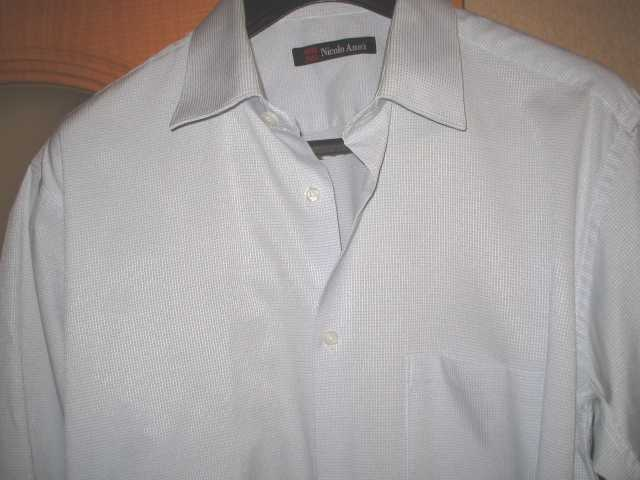 Продам рубашки «Nicolo Angi»48-50 р-р