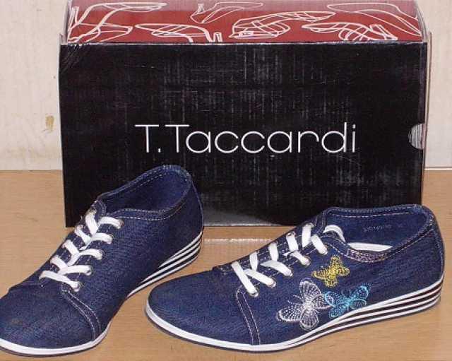 Продам: Обувь T.TACCARDI- cпортивная женская 36