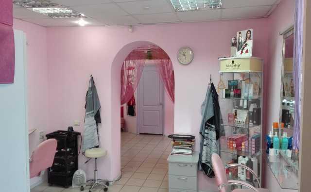 Вакансия: парикмахер