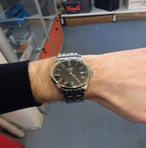 Продам Мужские часы Tissot t033.410