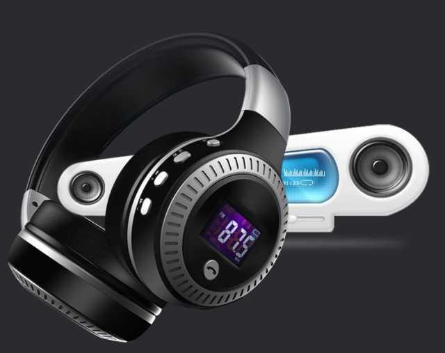 Продам Беспроводные Bluetooth наушники ZeaLot B