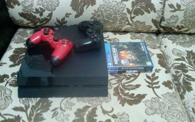 Продам: Продам PlayStation 4