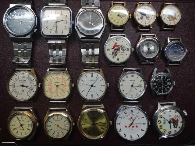 Куплю часы СССР любые