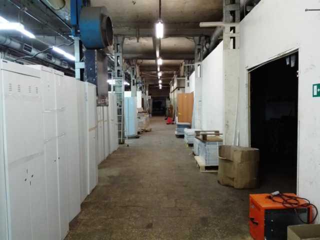 Сдам: Склад-производство 1138 м2 в ЮВАО.