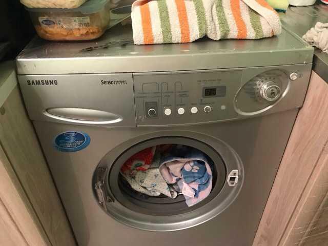 Предложение: Ремонт стиральных машин Samsung