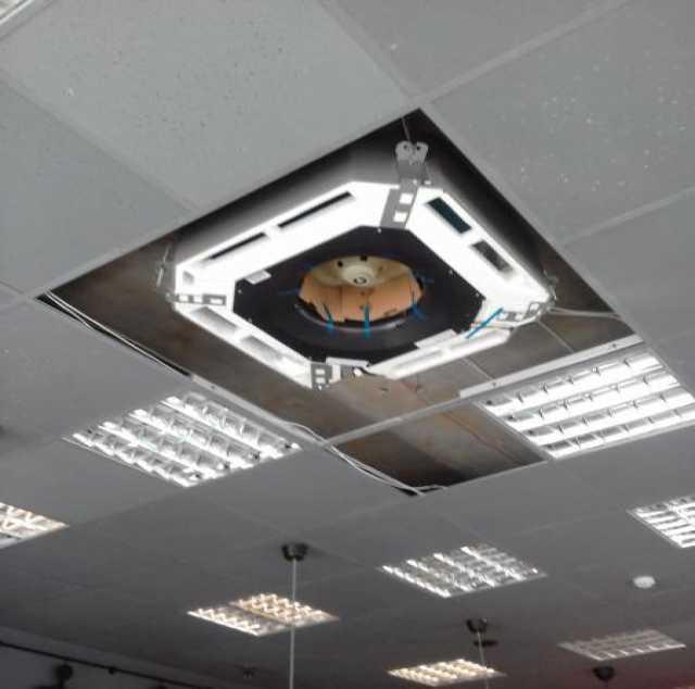 Предложение: Монтаж систем вентиляции