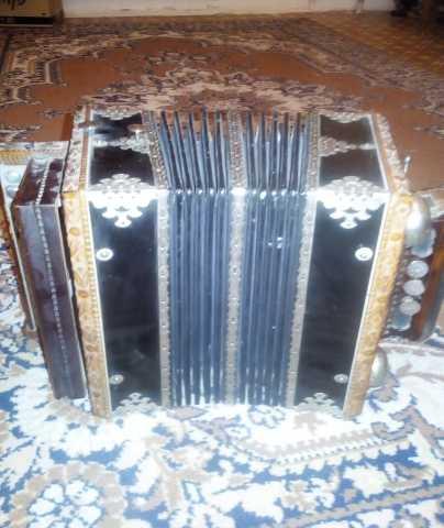Продам Саратовская гармошка