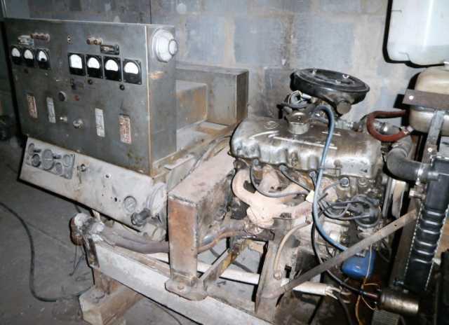 Продам Генератор бензин АД-30 30 кВт