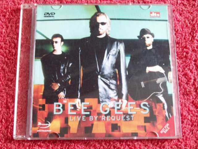 Продам: Диск DVD - Bee Gees(Live by Request)