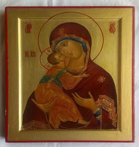 Продам Владимирская икона Божией Матери