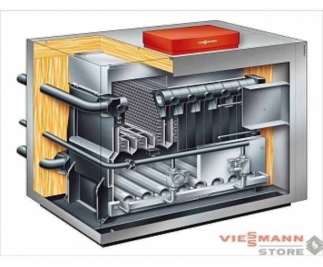 Продам Котел Vitogas 100-F 60 кВт c автоматикой