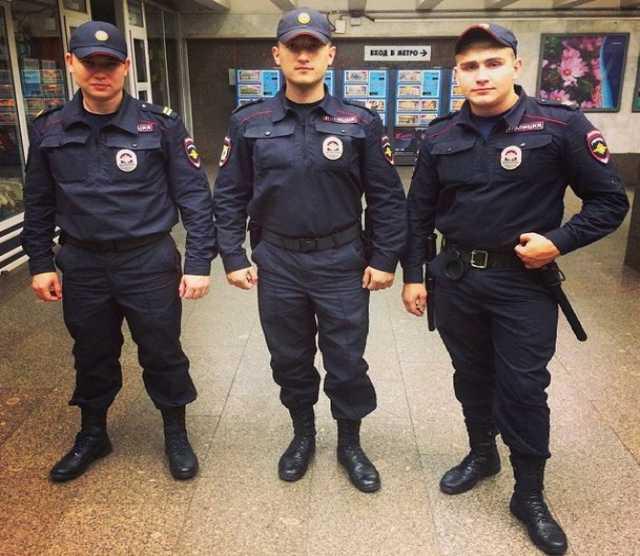 Вакансия: Полицейский