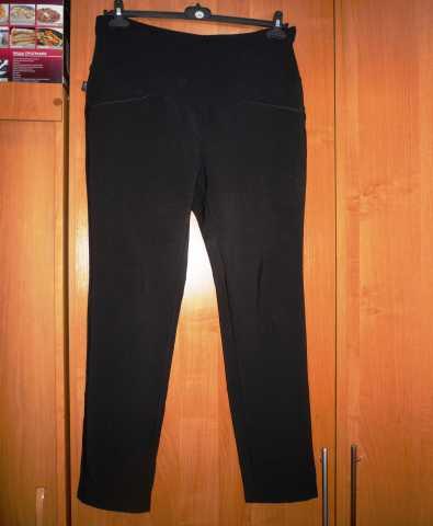 Продам брюки утепл для берем,б/у, 48-50разм