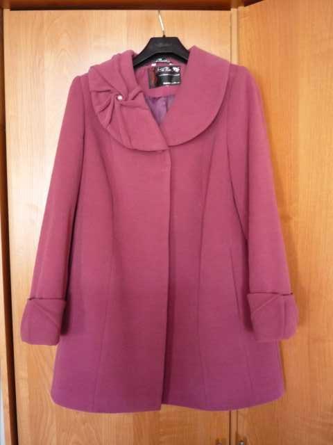 Продам Пальто расклешенное, для берем 48-50