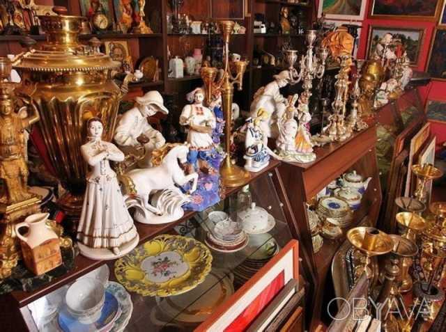 Куплю Антиквариат и предметы старины