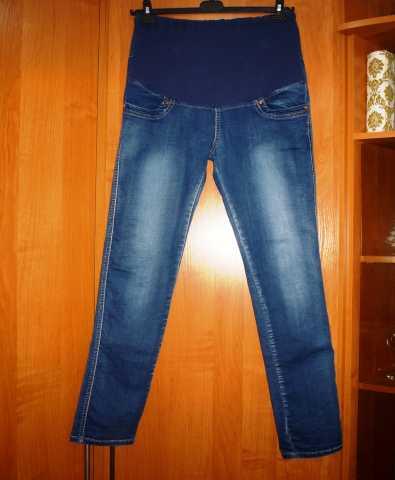 Продам джинсы для берем., б/у, 48-50 разм