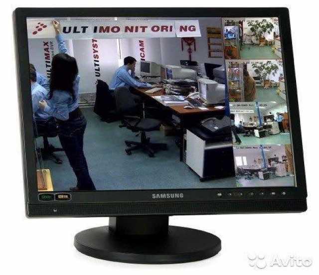 """Продам Видеомонитор Samsung SMT-1934 19"""" LED"""
