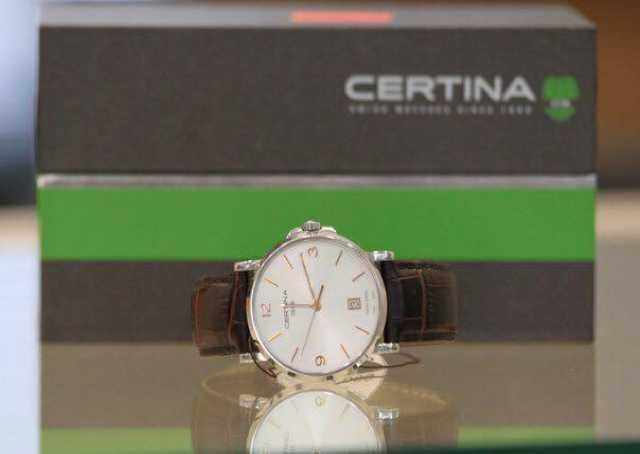 Продам Мужские швейцарские часы Сertina