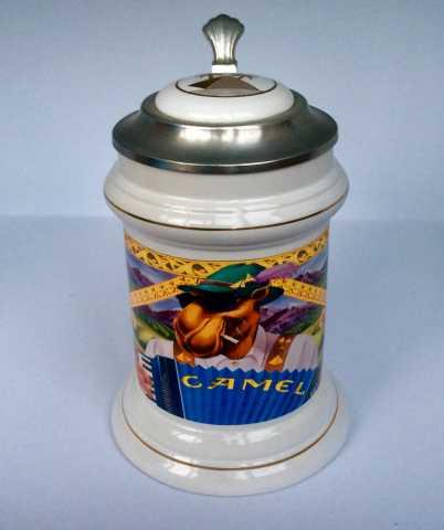 Продам Пивная кружка Budweiser Joe Camel