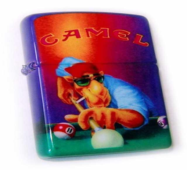 Продам Zippo Camel CZ 017 Pool Player 1993