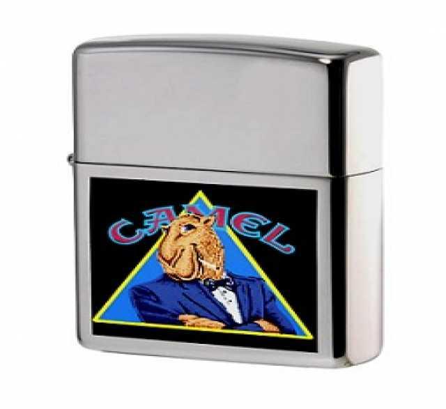 Продам Зажигалка Zippo CZ 140 Joe Triangle