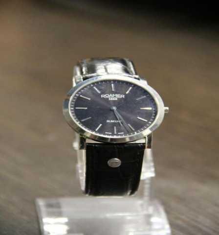 Продам часы ROAMER 937830