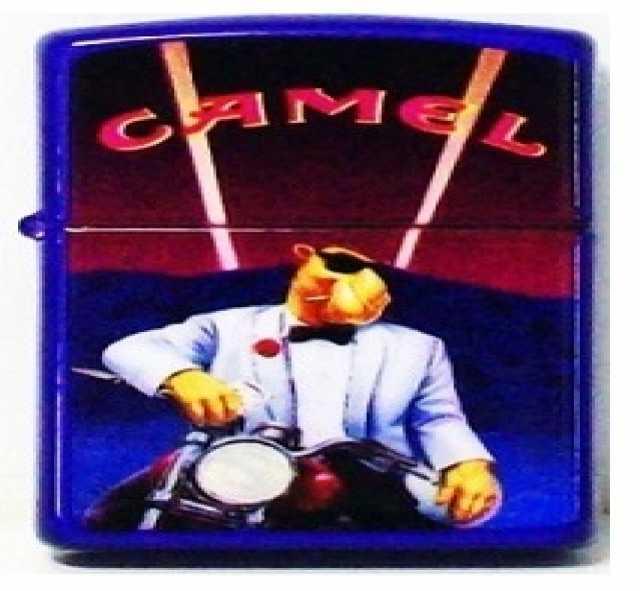 Продам Zippo Camel CZ 015 Joe Tuxedo Hollywood