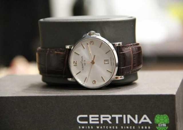 Продам Часы Certina C017.410.16.037.01