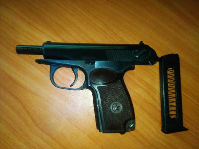 Продам Пистолет Макаров СО