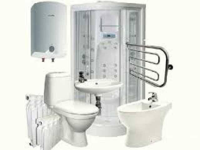 Предложение: Установка бойлера, стиральной  машины