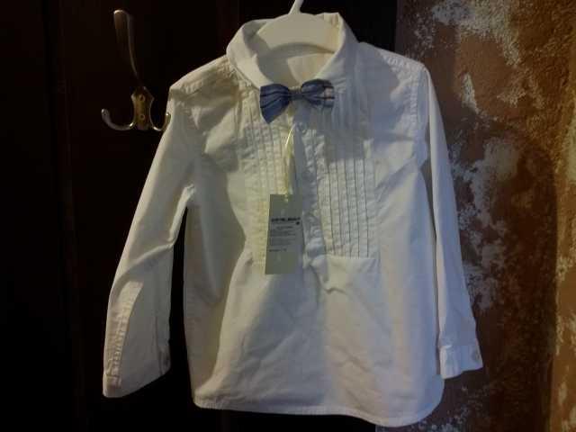 Продам Рубашка-сорочка.Mothercare.98-100см.НОВА