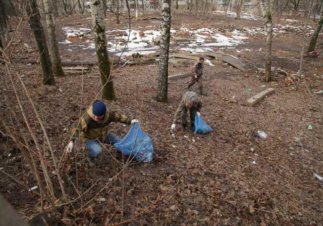 Предложение: Уборка территории, бригада разнорабочих