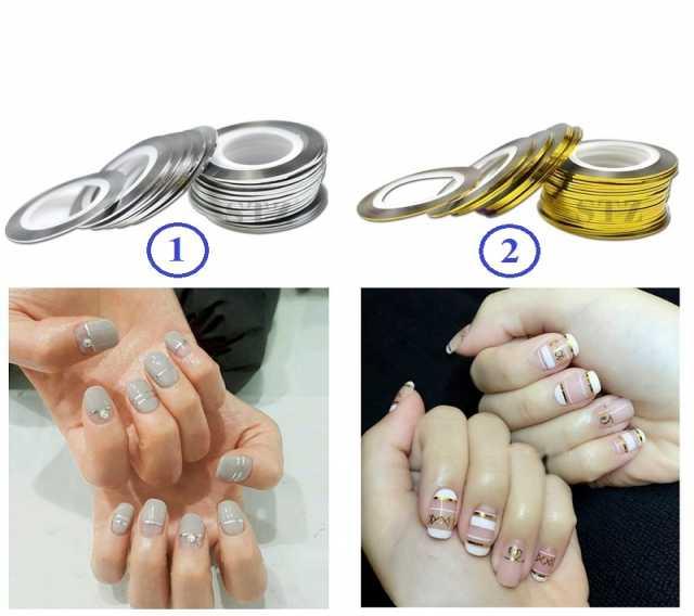 Продам Лента для ногтей декоративная самоклеяща