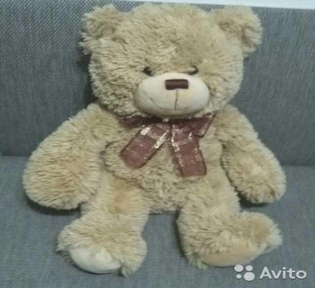 Продам Новый плюшевый говорящий медведь