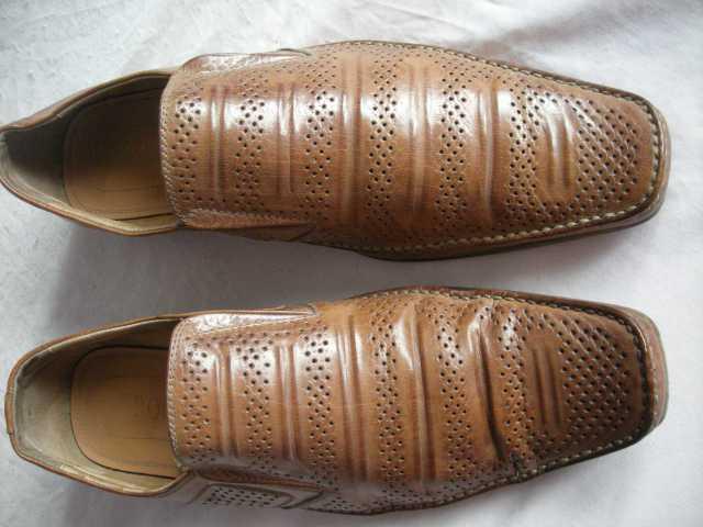 Продам Туфли мужские + ботинки мужские (зима)