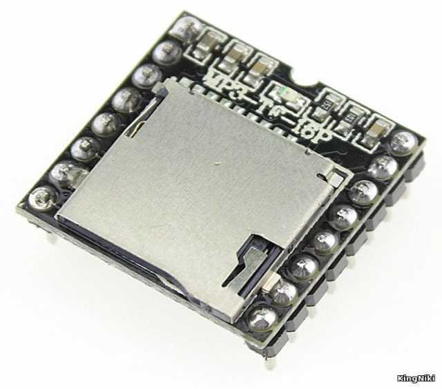 Продам Мини Mp3-плеер Модуль TF Карта