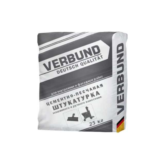 Продам Цементно-песчаная штукатурка Verbund