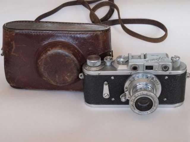 Куплю: Фотоаппараты в коллекцию